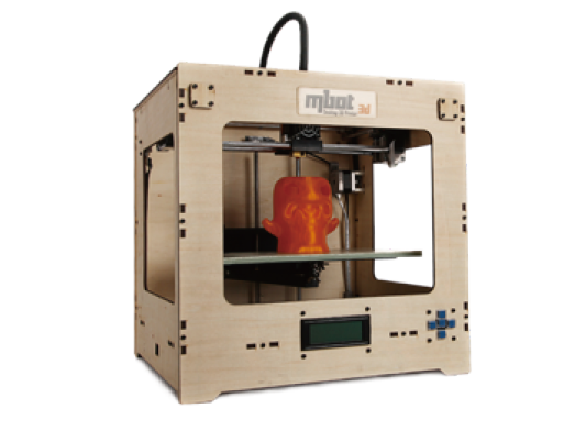 MBot Grid IVS 3D Printer